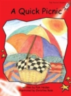 Red Rocket Readers : Early Level 1 Fiction Set A: A Quick Picnic - Book