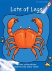 Red Rocket Readers : Early Level 3 Fiction Set A: Lots of Legs - Book