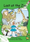 Red Rocket Readers : Early Level 4 Fiction Set A: Lost at the Zoo - Book