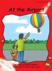 Red Rocket Readers : Early Level 1 Fiction Set B: At the Airport - Book