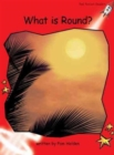 Red Rocket Readers : Early Level 1 Non-Fiction Set A: What is Round? - Book