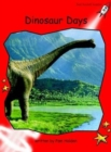 Red Rocket Readers : Early Level 1 Non-Fiction Set B: Dinosaur Days - Book