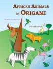 African Animals in Origami - eBook