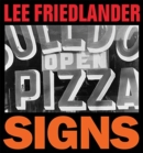 Lee Friedlander: Signs - Book