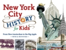 New York City History for Kids - Book