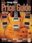 The Official Vintage Guitar Magazine Price Guide 2019 - Book