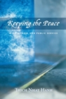 Keeping The Peace - Book