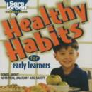 Healthy Habits for Early Learners - Book