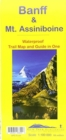BANFF MOUNT ASSINIBOINE - Book