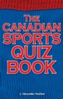 Canadian Sports Quiz Book - Book