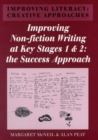 Improving Non-Fiction Writing KS2 - Book