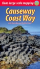 Causeway Coast Way (2 ed) : with Moyle Way and Rathlin Island - Book