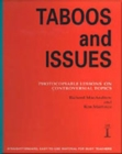 Taboos and Issues : Photocopiable Lessons on Controversial Topics - Book