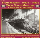 West Coast Main Line and Branches in Lancashire : Including Wigan, Preston, Lancaster, Morecambe, Carnforth and Blackpool No. 21 - Book