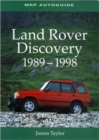 Land Rover Discovery 1989-1998 - Book