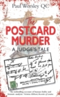 The Postcard Murder : A Judge's Tale - Book
