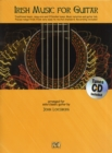 Irish Music For Guitar - Book
