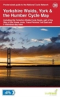 Yorkshire Wolds, York & The Humber Cycle Map 28 - Book