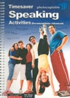 Speaking Activities Pre-intermediate - Advanced - Book