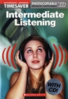 Intermediate Listening with Double CD - Book
