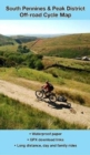 South Pennines and Peak District Off-road Cycle Map - Book