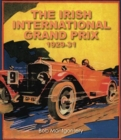 Irish The Irish International Grand Prix 1929-31 - Book