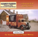 LMS Railway Road Vehicles - Book