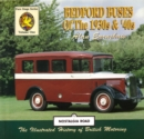 Bedford Buses of the 1930s and '40s - Book