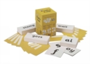Jolly Phonics Cards : Set of 4 boxes in Precursive Letters - Book