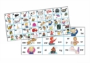 Jolly Phonics Letter Sound Strips : in Precursive Letters - Book