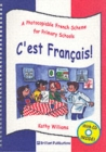 C'est Francais! : A Photocopiable French Scheme for Primary Schools - Book