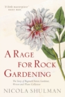 Rage for Rock Gardening - Book