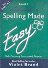 Spelling Made Easy : Level 1 Photocopiable Worksheets - Book
