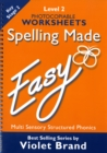 Spelling Made Easy : Level 2 Photocopiable Worksheets - Book