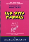 Fun with Phonics : Worksheets Level 3 - Book