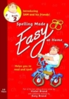 Spelling Made Easy at Home Red Book 2 : Sam and Friends Introductory 2 - Book