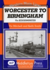 Worcester to Birmingham : Via Kidderminster - Book