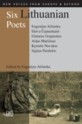 Six Lithuanian Poets - Book