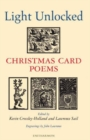 Light Unlocked : Christmas Card Poems - Book