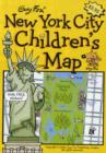Guy Fox New York City Children's Map - Book