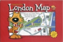 Guy Fox 'Create Your Own' London Map - Book