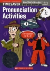 Timesaver Pronunciation Activities Elementary - Intermediate with audio CD - Book