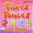 Times Tables : Learn the Tables with Songs and Games - Book