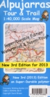 Alpujarras Tour & Trail Super-Durable Map - Book