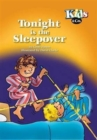 Tonight is the Sleepover - Book