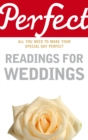 Perfect Readings for Weddings - Book