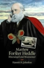 Matthew Forster Heddle - Book