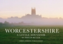 Worcestershire : A Little Souvenir - Book