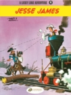 Lucky Luke Vol.4: Jesse James - Book
