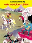 Lucky Luke 9 - The Wagon Train - Book